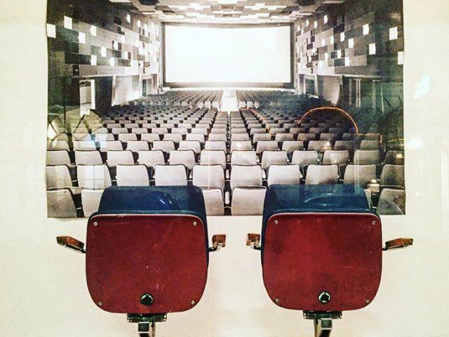 Im Kinosessel des Selbst – sitze ich und strample
